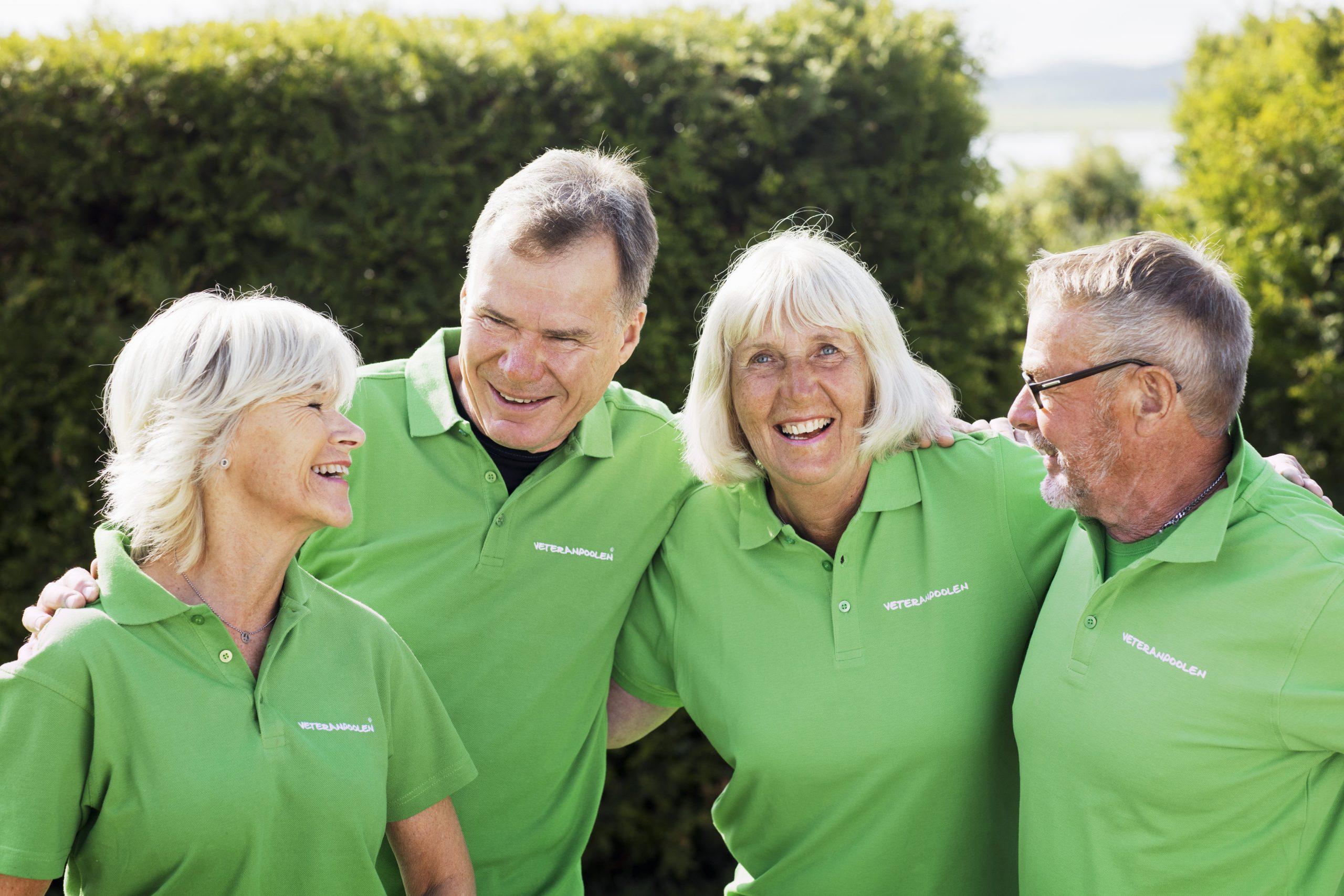 Storsatsning - 2 500 nya arbetstillfällen för pensionärer
