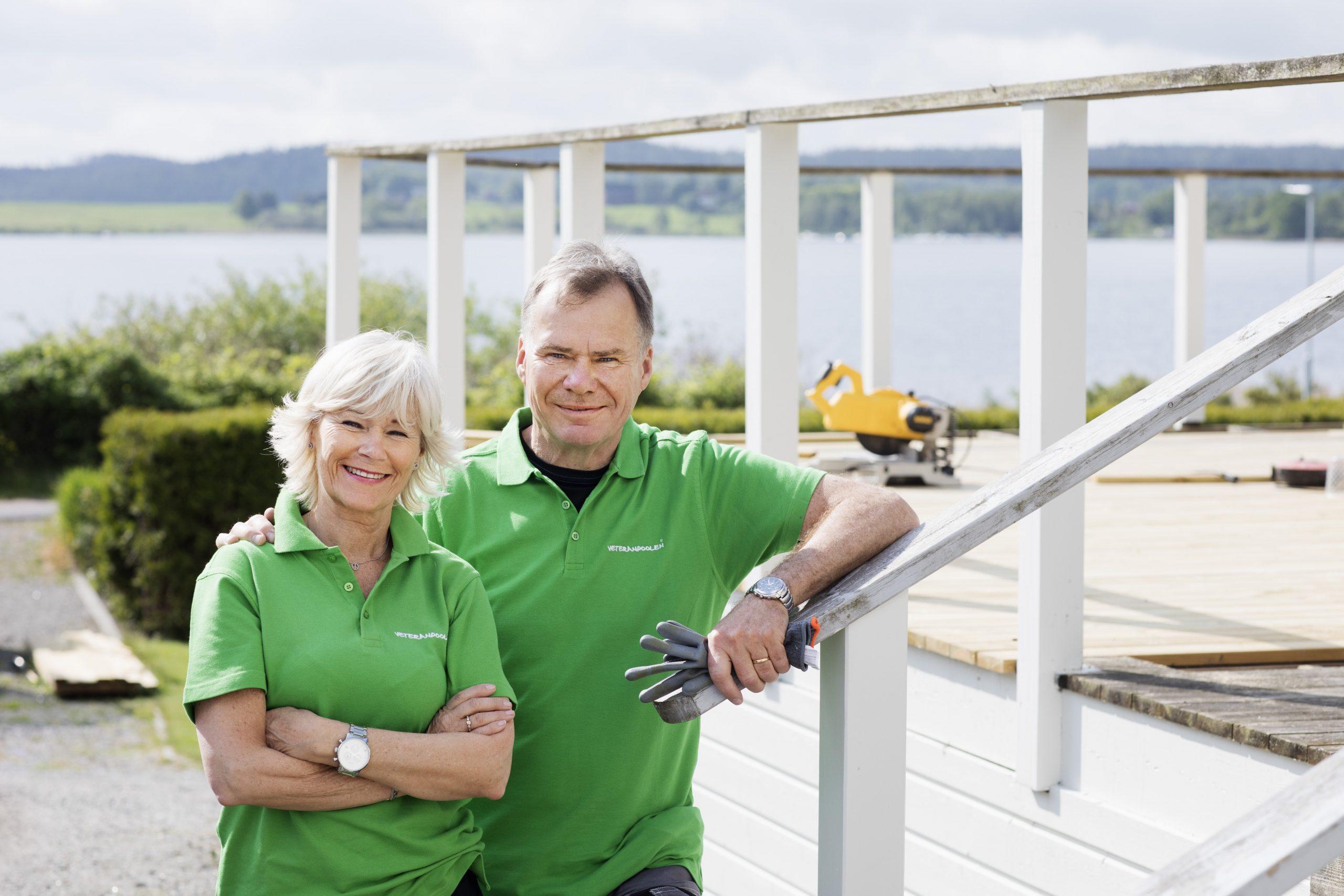 Det våras för trädgård och uteprojekt