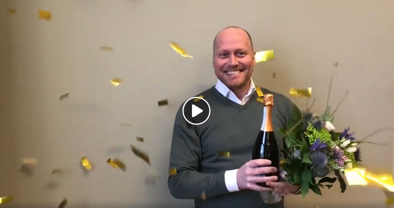 PRESSMEDDELANDE: Bragdpris från Svensk Franchise
