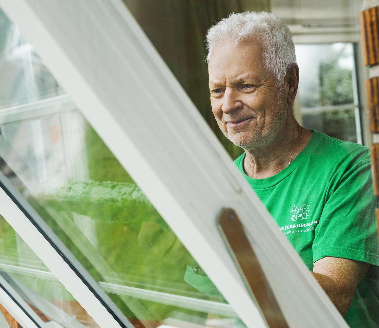 Putsa fönster – ett rent nöje