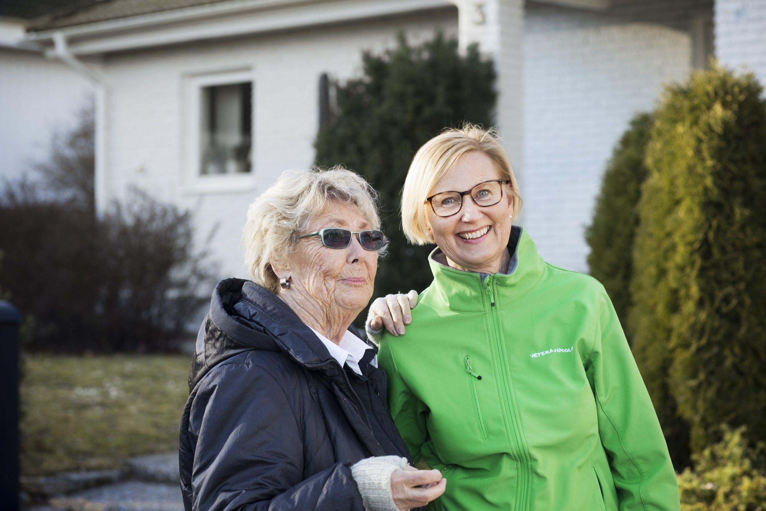 Omsorg och ledsagning - extra stöd för dig eller en anhörig