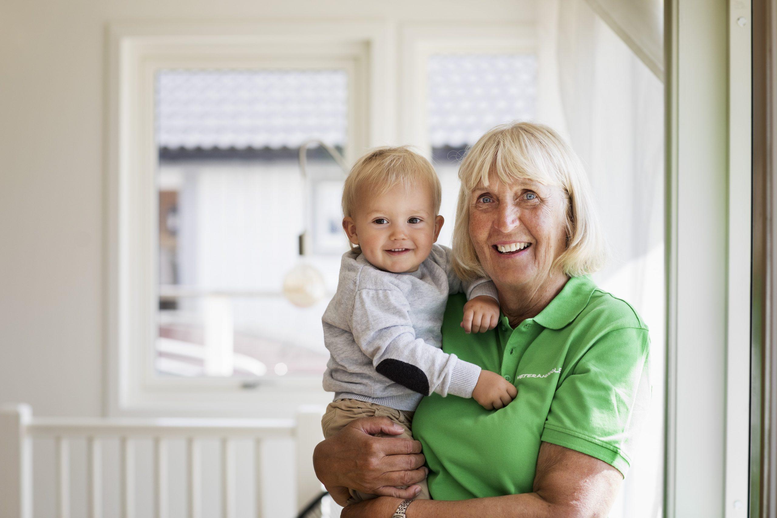 Birgitta 83 - vaccinerad och redo för nya uppdrag